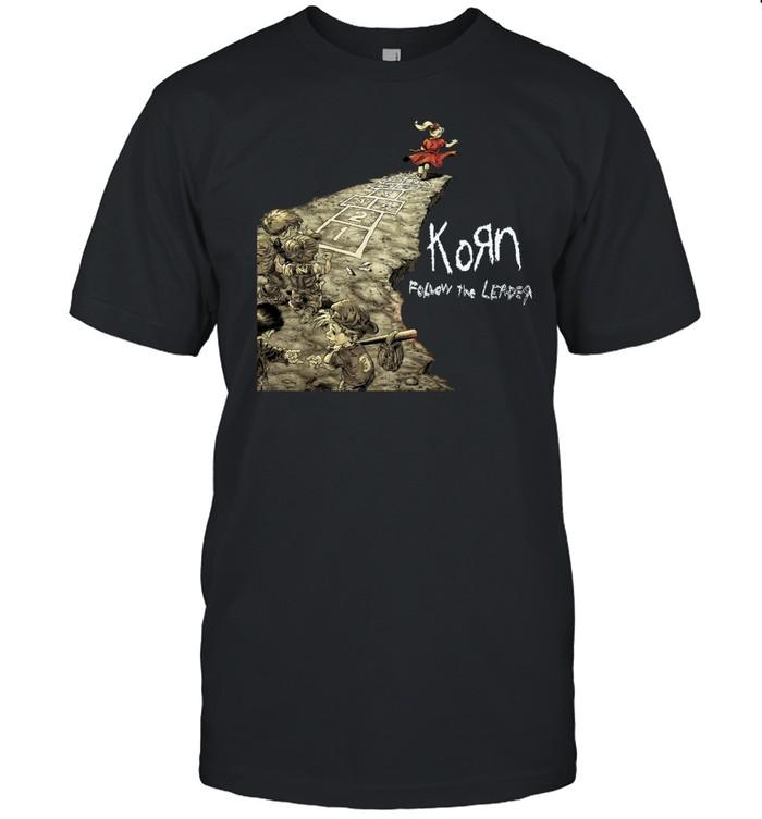 korn follow the leader shirt shop
