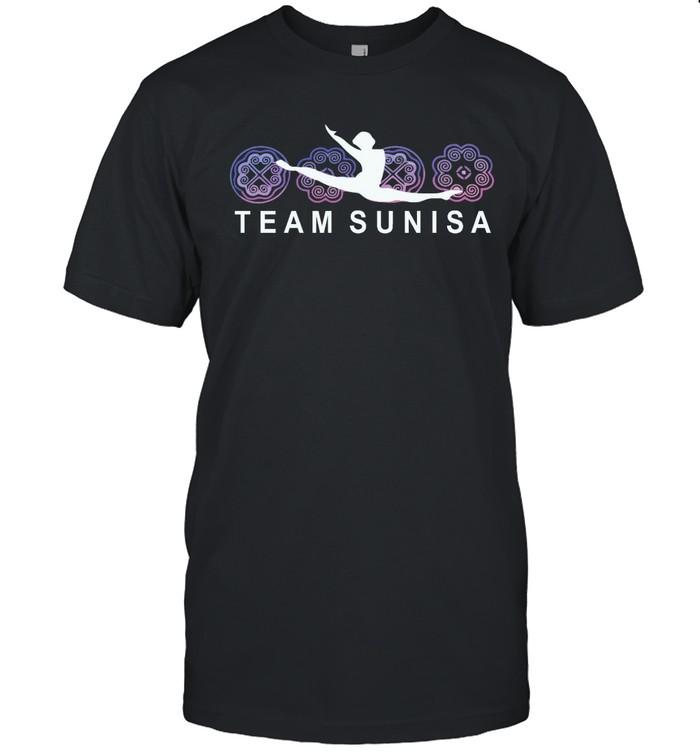 Team Sunisa Lee Olympic USA Shirt Hoodie